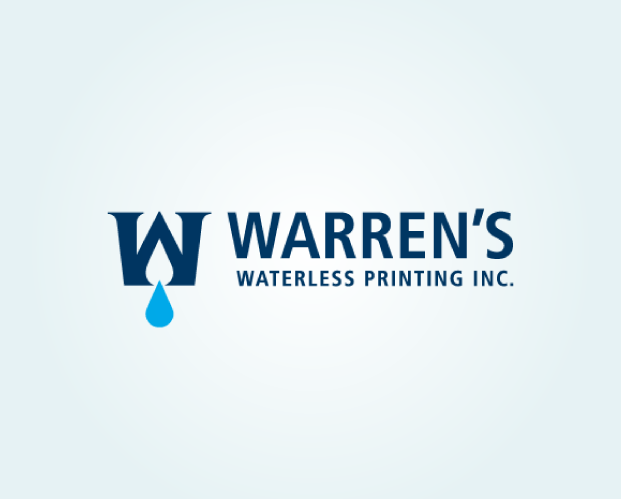 Warren's Waterless Printing Logo for MAPS Coalition